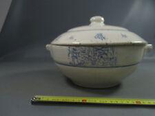 antigua Sopera de cerámica