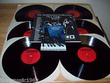 "NEAR MINT The Smithsonian Collection of Classic Jazz 6-12"" LP Box Set P611891 NM"