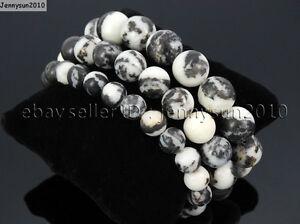 Handmade 8mm Mixed Natural Gemstone Round Beads Stretchy Bracelet Reiki Chakra