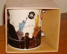 JOHN LENNON COFFEE MUG New In Box!       BEATLES!