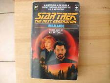 STAR TREK TNG NO 22 - IMBALANCE- V.E.MITCHELL