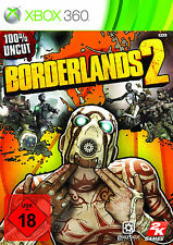 Borderlands 2 II für XBOX 360 | 100% UNCUT | NEUWARE | DEUTSCHE VERSION!