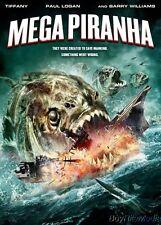 Megapiranha (DVD, 2010)