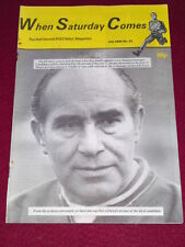WSC - When Saturday Comes - July 1990 #41 - ENGLAND MANAGER ALF RAMSEY