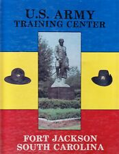 FORT JACKSON, SC BOOT BOOK, B CO, 4th Bt, 13th Inf Reg, 1st Trn Brg, 1992