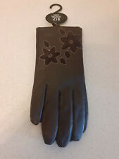 Next - Ladies Leather Glove - Medium - Brand New