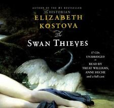 The Swan Thieves by Elizabeth Kostova (2010, CD, Unabridged)