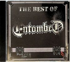 ENTOMBED- The Best of CD (Earache Heavy Metal 2016) Greatest Hits