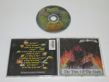 Helloween/the time of the Oath (raw CD 109) CD Album