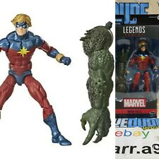 "Marvel Legends Series Gamerverse Mar-Vell BAF Piece 6"" Action Figure Hasbro"