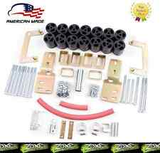 "1998-2000 Ford Ranger Zone Offroad 3"" Body Lift Kit Fits 2WD/4WD F9378"