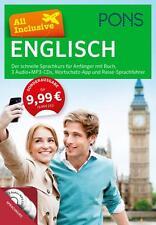 Englische Sprachkurs-Bücher für Anfänger (A2)