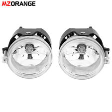For Dodge Challenger 2010-2012 For Jeep Clear Fog Lights Bumper Driving Lamp