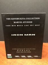 Kotobukiya Collection Marvel Studios Iron Man Fine Art Bust TAMP0361
