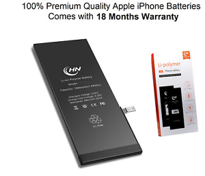 iPhone Replacement Battery For Apple iPhone 6 6s 6s+ 7 7 Plus 8 8Plus X + Tools