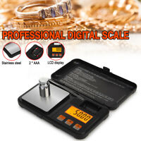 Pocket Digital Scales 0.01g 200g Gold Jewellery Weighing Mini LCD  !! !!