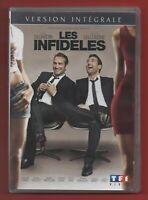 DVD - LES INFIDELES avec Jean Dujardin et Gilles Lellouche