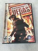 Tom Clancy's Rainbow Six: Vegas (PC DVD-Rom Software, 2006)