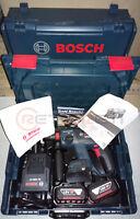 € 363+IVA BOSCH GBH 18 V-EC Tassellatore SDS+2x 18V 4Ah+Caricabatt.+Valigetta