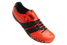 New Giro Factor Techlace / Red / Size 40.5 / $350 retail