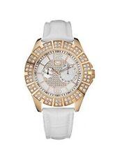 NEW MARC ECKO E16577G1 47mm Calendar Rose Gold Leather Quartz Men's Watch #107