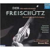 Carl Maria von Weber: Der Freischütz,Artist - Weil, Bruno, in Good condition