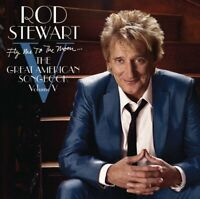 Rod Stewart - Fly Me To The Moon… The Great American Songbook Volume V [CD]