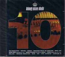 Various King Size Dub Vol. 10 CD Neu OVP Sealed Lit NR. OOP