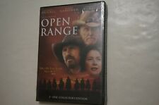 Open Range (DVD-Widescreen 2-Disc CE) KEVIN COSTNER, New & Factory Sealed