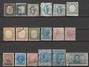 Alt Italien  Sammlung Lot aus Nachlass     295