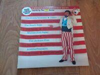 """V/A """" AMERICA'S GREATEST HITS """" 2 X VINYL LP EX/EX GATEFOLD 1978"""