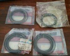 NOS DURM BRAKE FRONT WHEEL BEARING SEALS x4 FB EK EJ EH HD HR HK HG HT LC LJ
