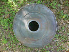 1920's 1930's Plymouth spare tire cover Antique Continental Kit with emblem
