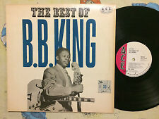 B.B. KING THE BEST OF MONO 1981 ACE CH30 UK PRESS LP