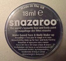 Snazaroo Face and Body Paint 18 ml Dark Blue Fancy Dress Halloween