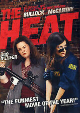 The Heat DVD 2013 Sandra Bullock Melissa McCarthy