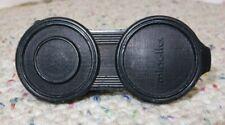 Minolta Autocord TLR Original Lens Cap