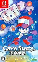 CAVE STORY+ NEW SEALED switch JAPAN W/ ENGLISH PLAYS IN PAL & NTSC REGION FREE