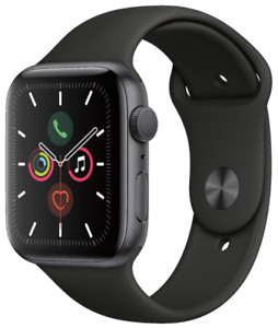Apple Watch Series 5 - 40mm - GPS - Space Gray - Excellent