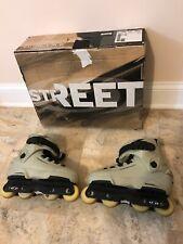 Salomon ST One STREET Men's Aggressive Inline Skates Rollerblades Size US 6