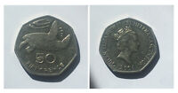 St Helena and Ascension Turtle 50p 2006 Fifty Pence