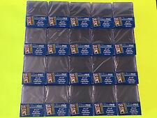 500 Ultra pro 3x4 Transparente Plástico Duro Toploaders Béisbol Pokemon NFL NBA