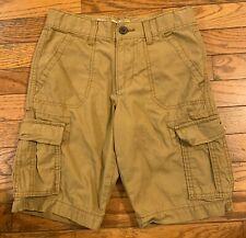 Retail $36.00 NWT Boys Shorts Urban Pipeline w//MaxFlex Waistband Khaki Size 8