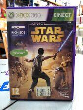 Kinect Star Wars Ita XBox 360 USATO GARANTITO