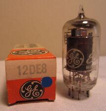GE General Electric 12DE8 Electronic Tube In Box