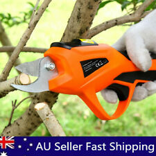 3.6V Li-ion Battery Garden Cordless Electric Pruning Shears Snips