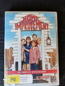 HOME IMPROVEMENT-----COMPLETE SEASON 6 DVD BOX SET
