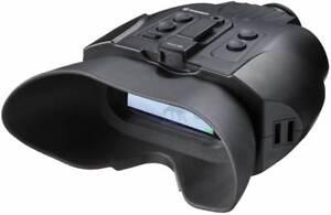 1877490 BRESSER Digital Nachtsichtgerät Binokular 3x mit Aufnahmefunktion