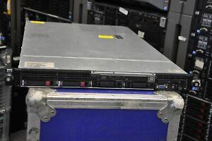 HP DL360 G6 2x Intel X5550 2.66Ghz Quad Core XEON CPU P410/256 RAID 2x 460W PS