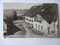 Ansichtskarte Blick auf Hotel Post Seeshaupt am Starnbergersee  (Nr.701)